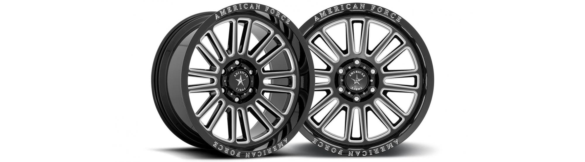 The All New Force Form AC003 Weapon from American Force Wheels